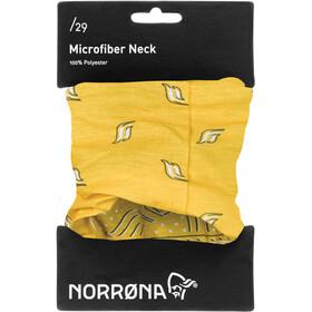 Norrøna /29 Warm1 - Foulard - jaune
